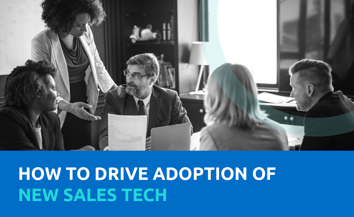 sales technology adoption